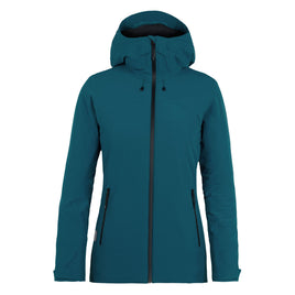 Icebreaker Stratus Transcend Hooded Jacket // Ladies