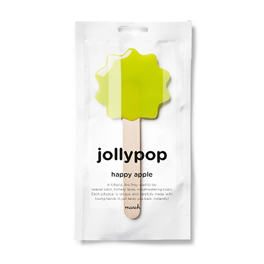 Jollypop Lollipop happy apple
