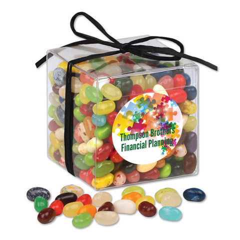 Treat Cubes with Jelly Belly Jelly Beans