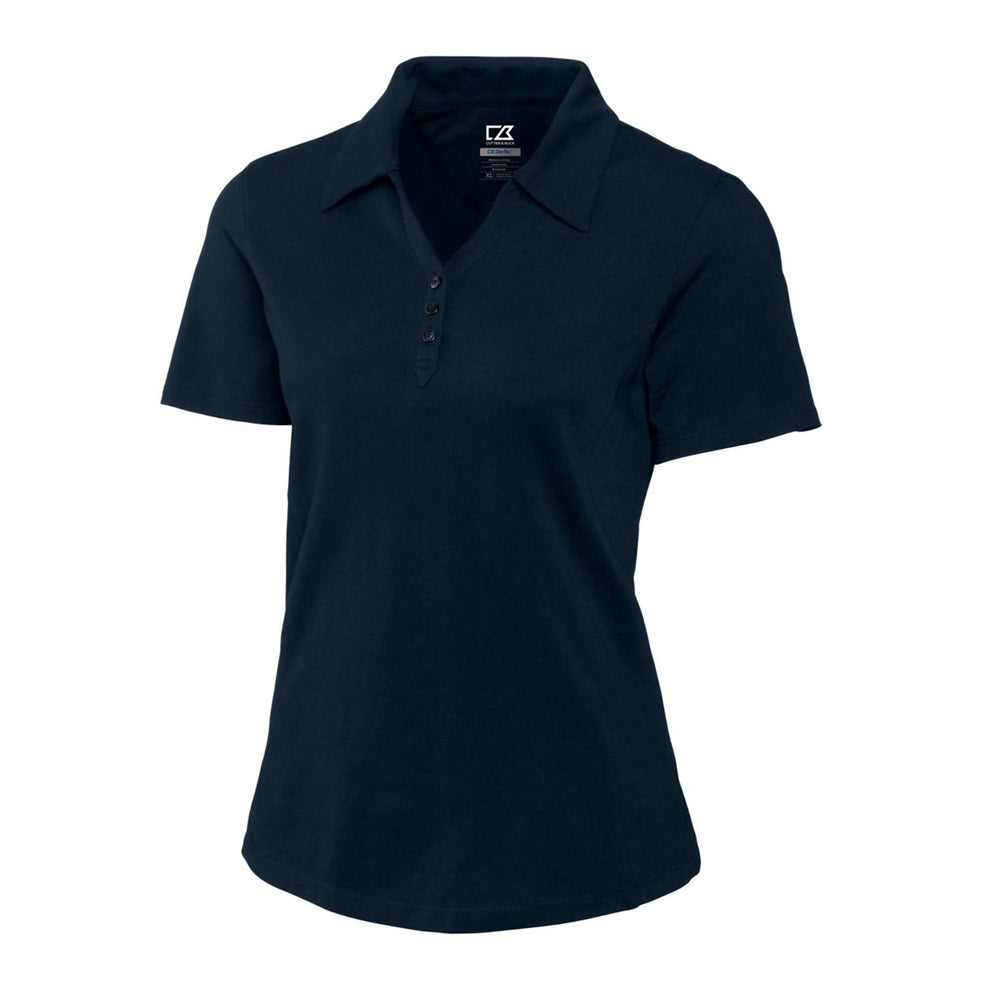 Cutter & Buck DryTec Championship Polo (Ladies) navy