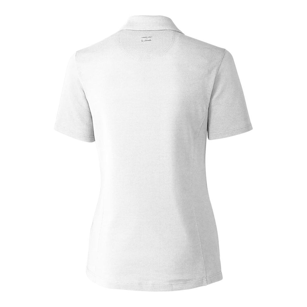 Cutter & Buck DryTec Championship Polo (Ladies) white back