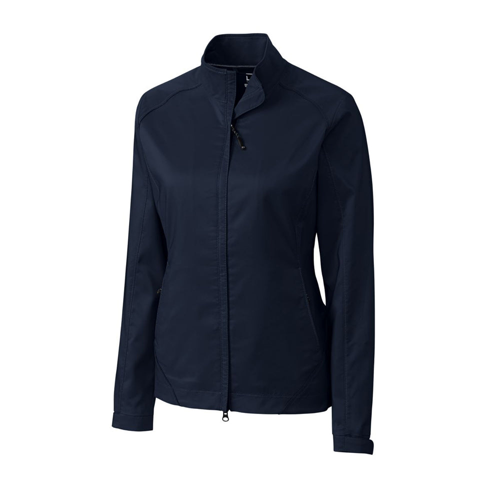 Cutter & Buck WeatherTec Blakely Jacket (Ladies) navy