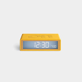 Lexon Flip+ Travel Alarm Clock