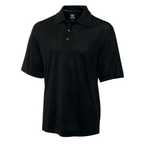 Cutter & Buck DryTec Championship Polo (Men's) Black