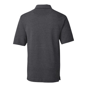Cutter & Buck DryTec Championship Polo (Men's) charcoal back