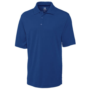 Cutter & Buck DryTec Championship Polo (Men's) tour blue