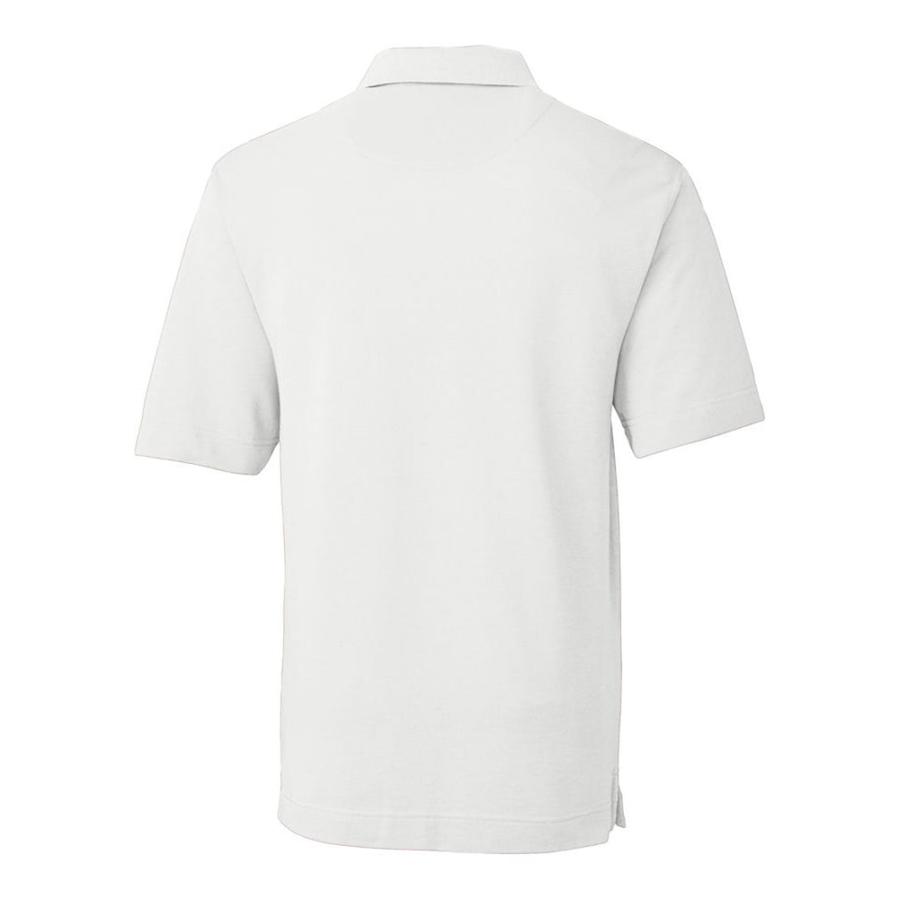 Cutter & Buck DryTec Championship Polo (Men's) white back