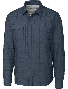 Cutter & Buck Rainer Shirt Jacket // Men's