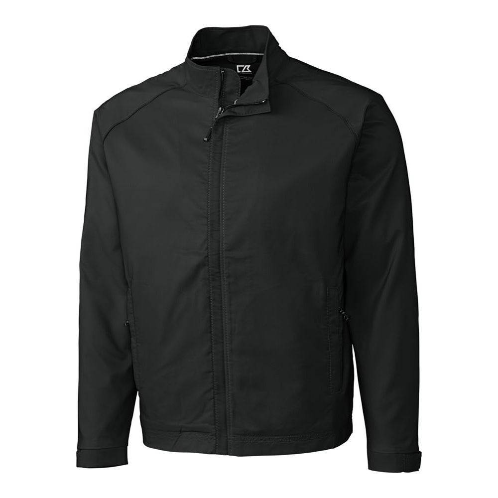 Cutter & Buck WeatherTec Blakely Jacket (Men's) black