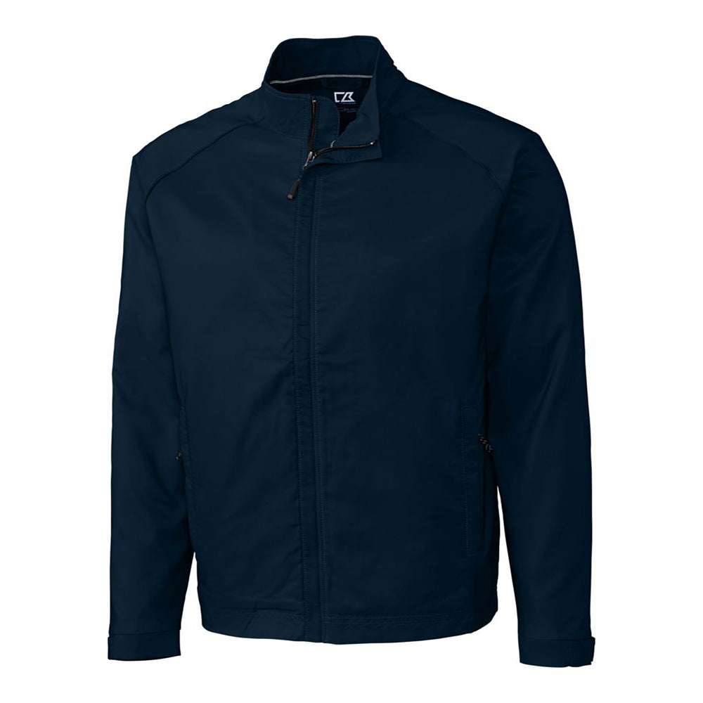 Cutter & Buck WeatherTec Blakely Jacket (Men's) navy