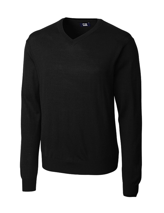 Douglas V-Neck Sweater // Men's
