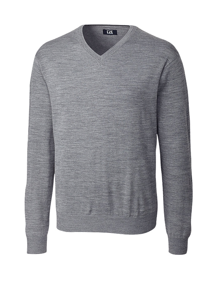 Cutter & Buck Douglas V-Neck Sweater // Men's