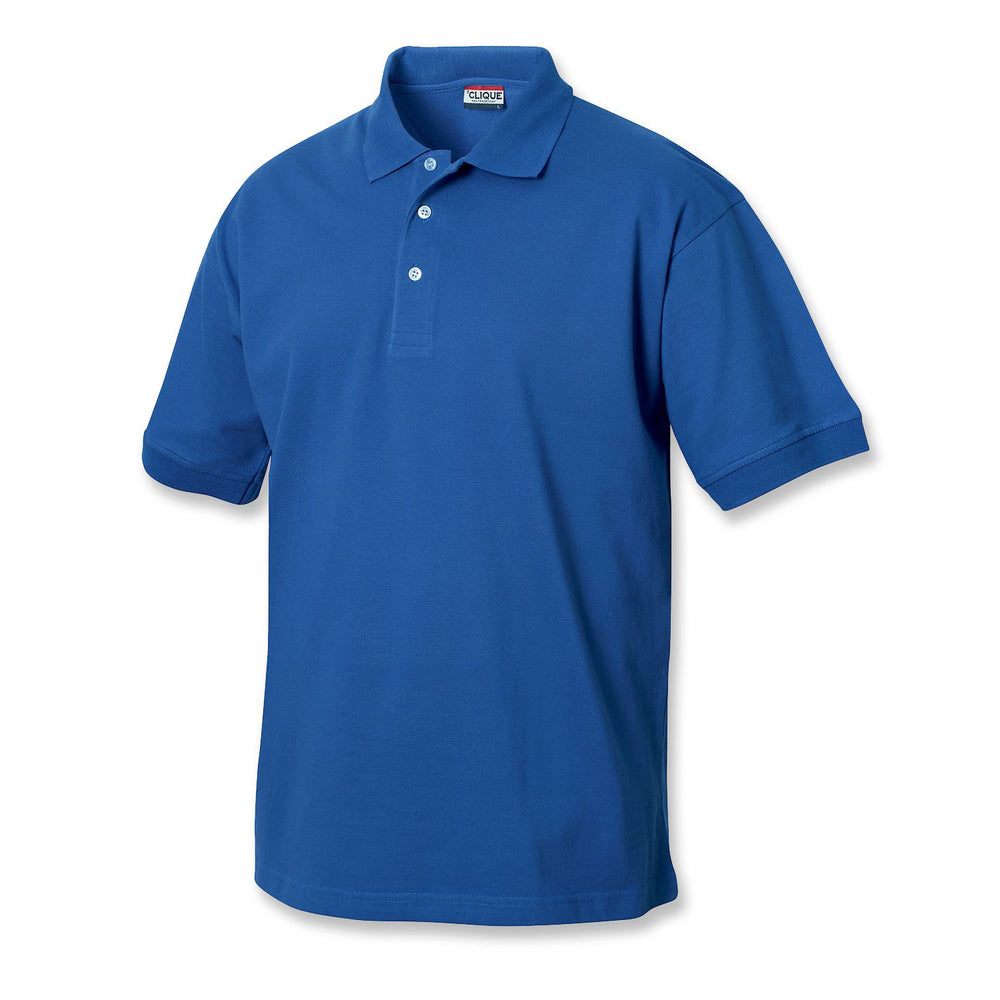 Clique Cotton Pique Polo (Men's) - coolperx
