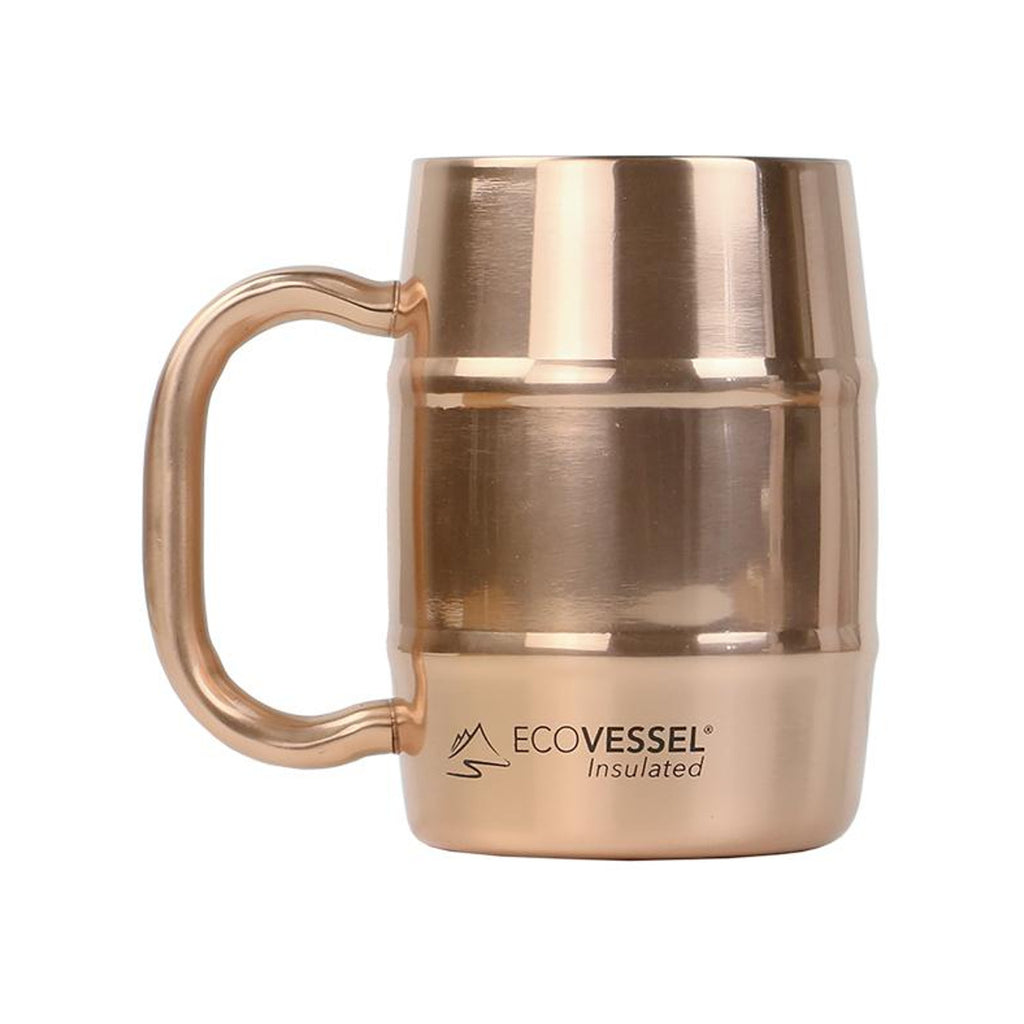 EcoVessel Double Barrel Mug (16 oz)
