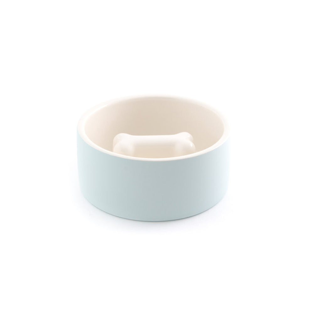 Magisso dog bowl in blue