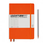 Leuchtturm1917 Medium (A5) Hardcover Notebook open