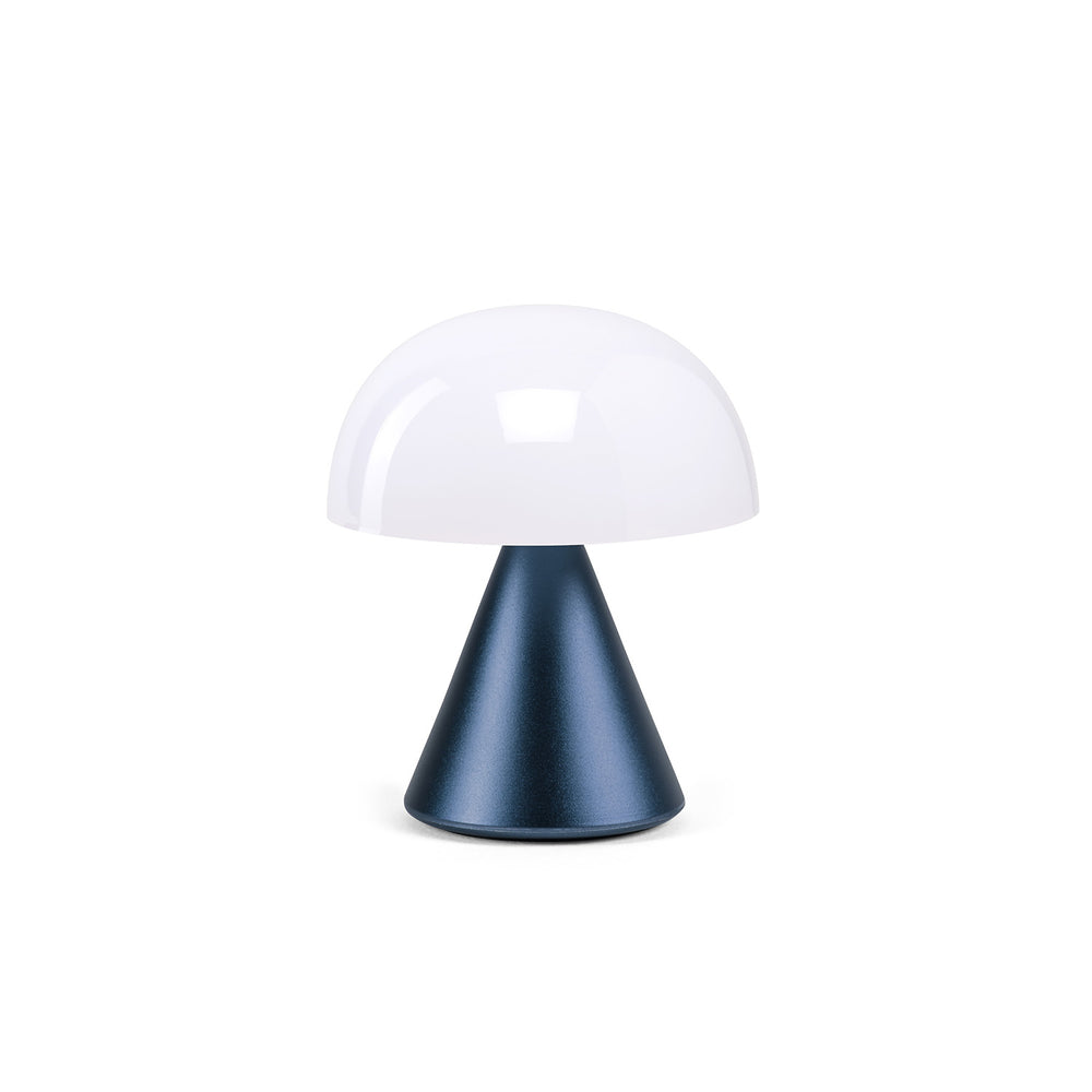 Lexon Mina Led Lamp in dark blue