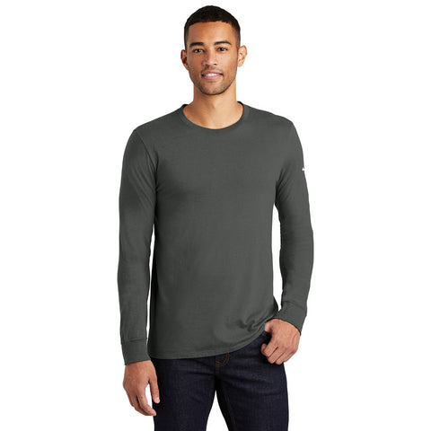 Nike Core Cotton Long Sleeve Tee (Men's/Unisex)