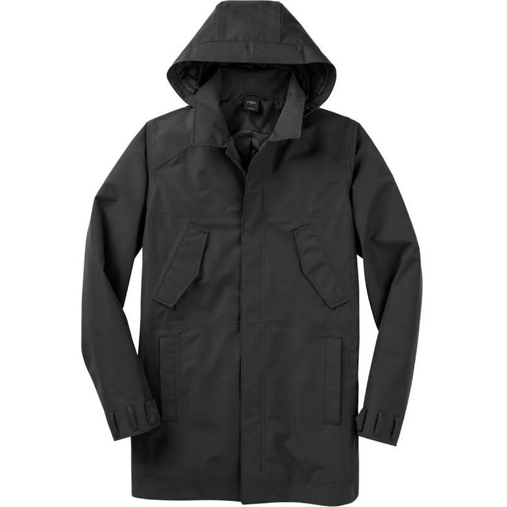 Nau Men's Quintessentshell Waterproof Trench Coat