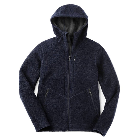 Nau Randygoat Shearling Hoody Jacket