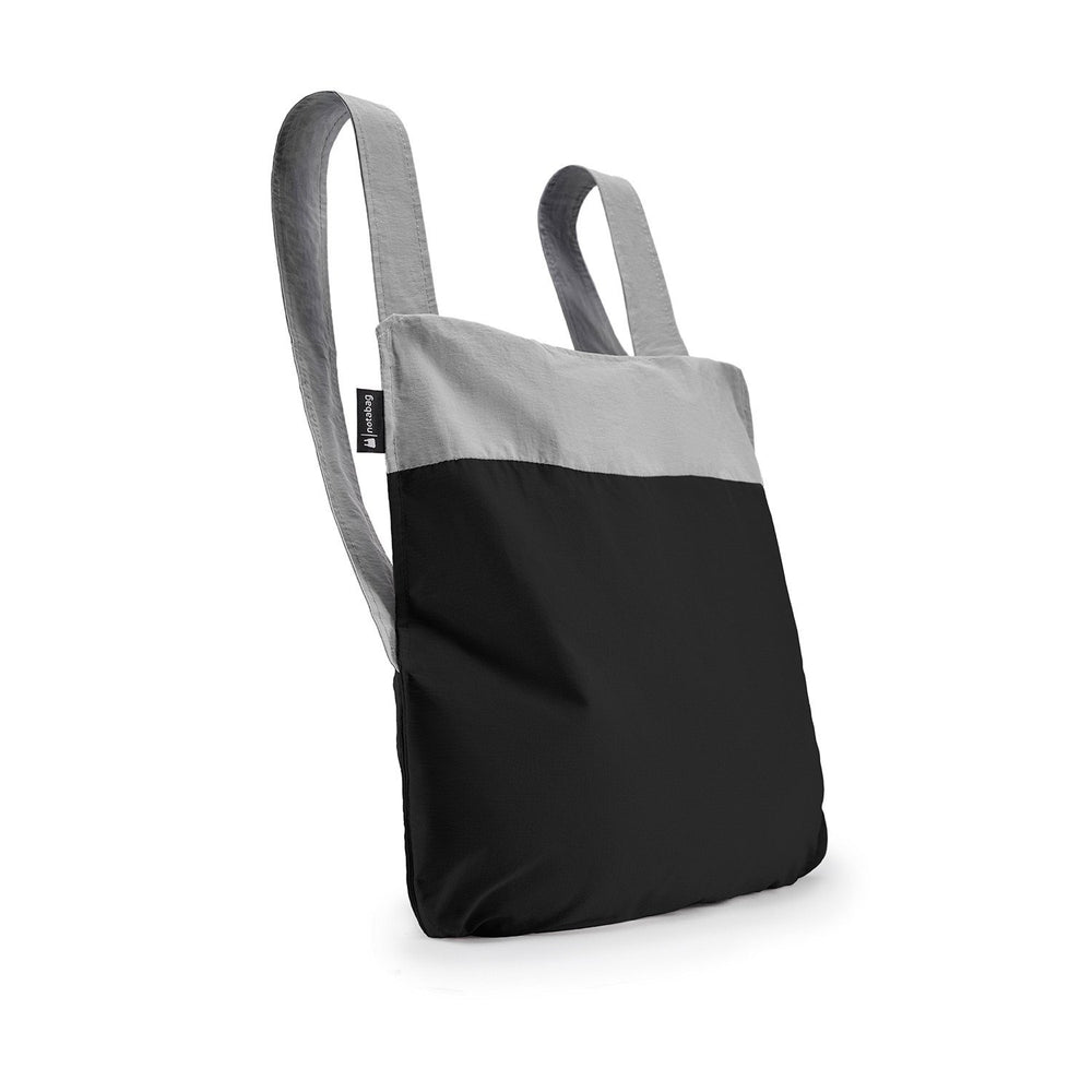 Notabag Original in black and grey