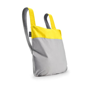 Notabag Original in Grey and yellow