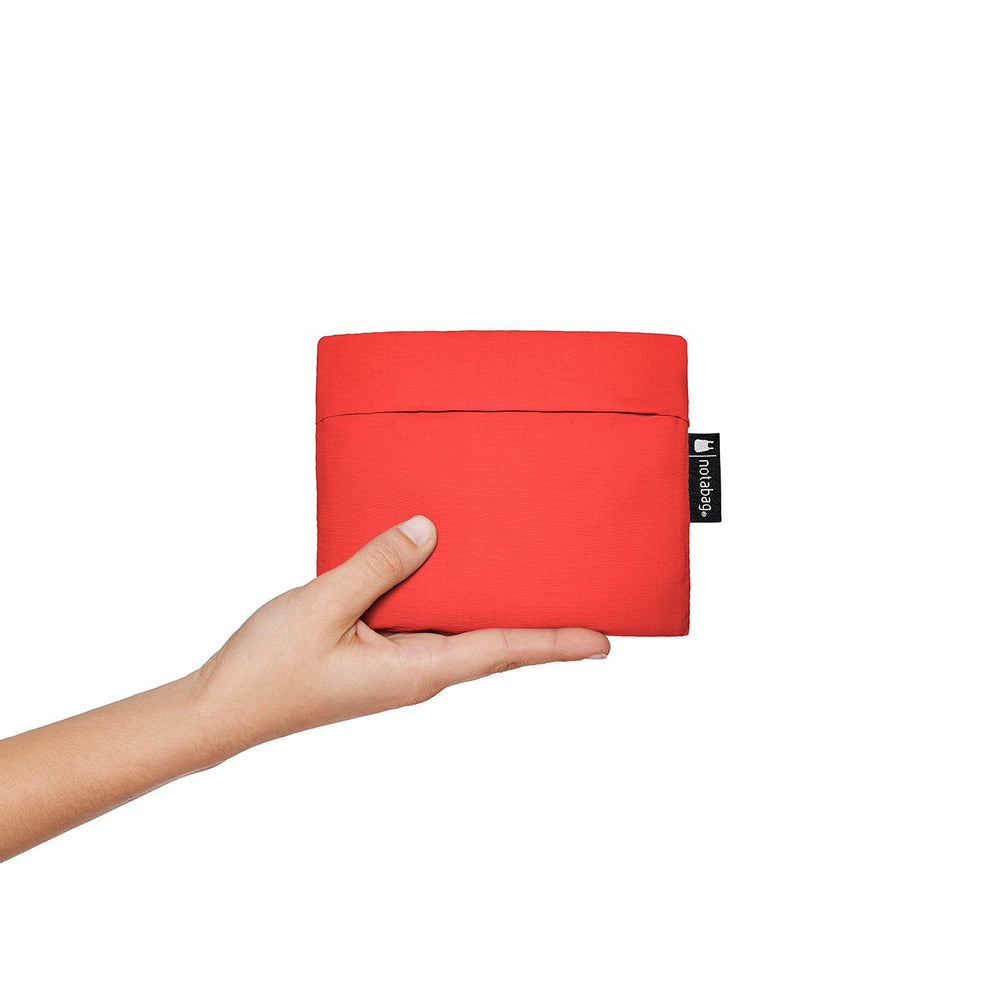 Notabag Original pouch in red