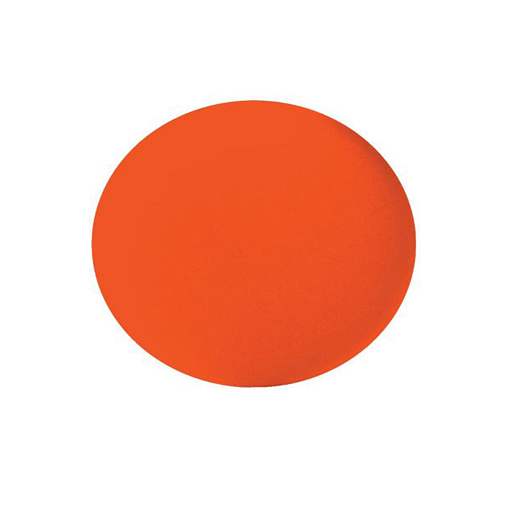 OREFLECTOR Reflective Badge Mini in orange