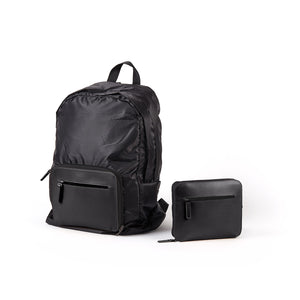 Lexon Packable BackPack in black