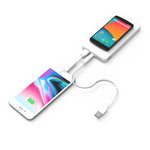 P O W E R Wireless II // Wireless Power Bank with USB A + C