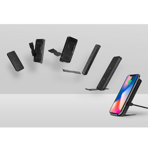 Wireless Charging Pad + Stand
