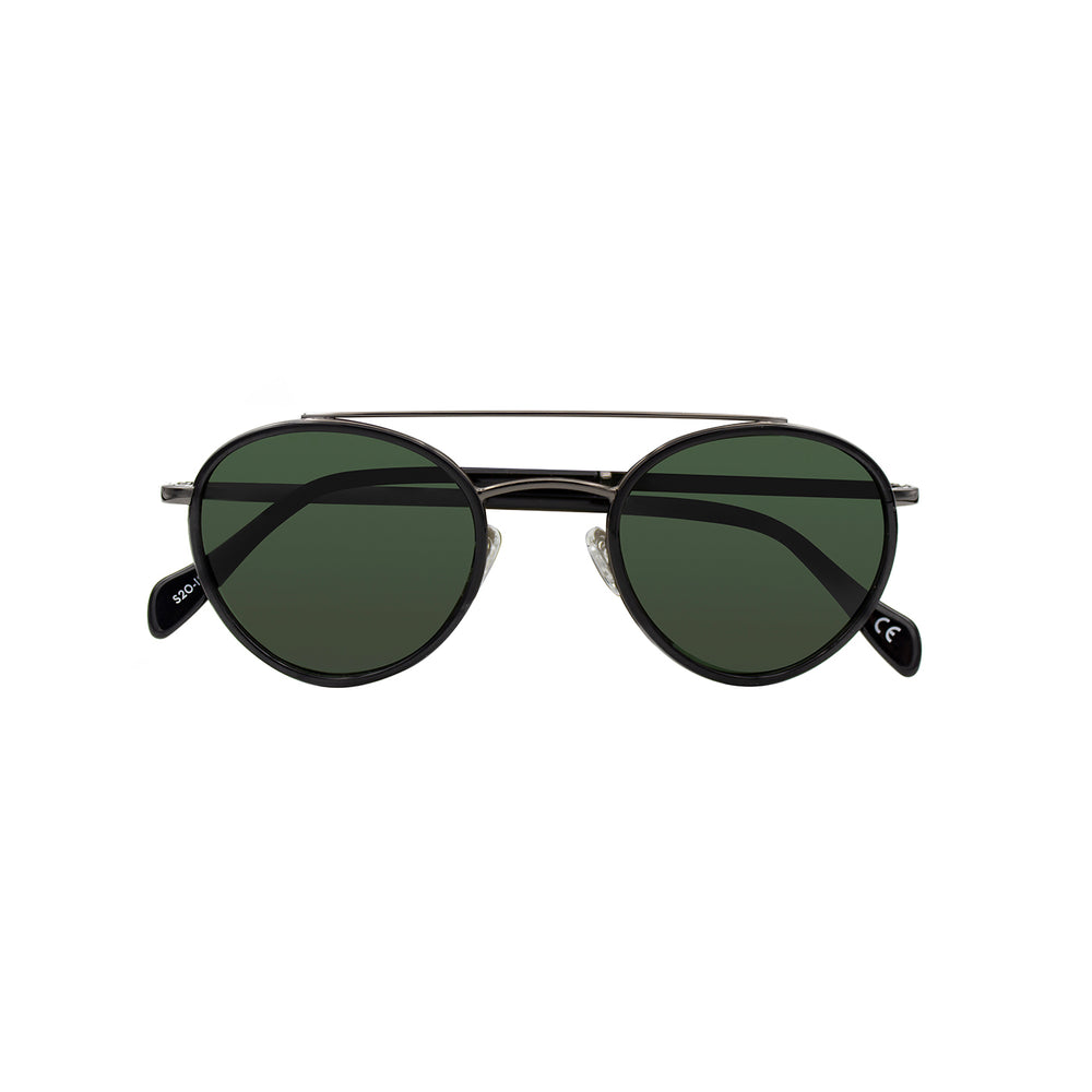 Isra II Sunglasses // Hybrid Metal Collection