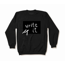 Writable Sweatshirt