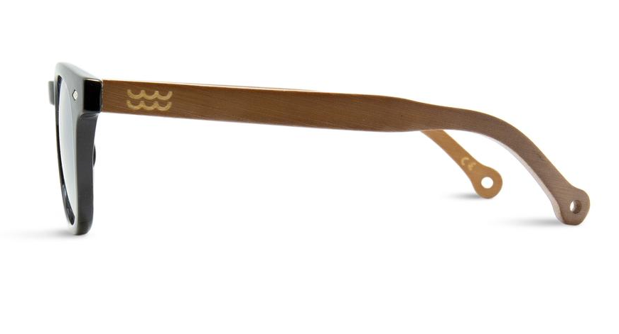 Cala Sunglasses // Hybrid Bamboo Collection