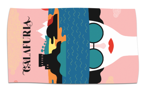 Beach Towel // Calafuria