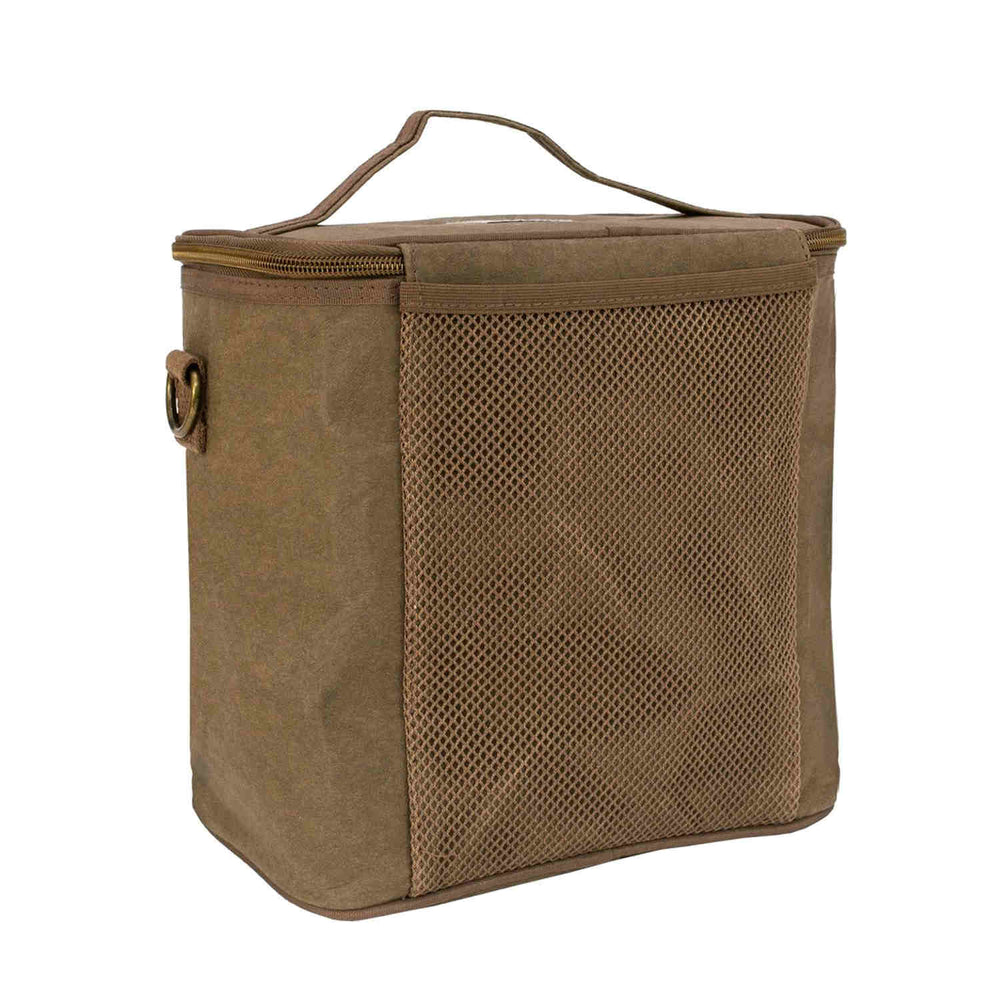 SoYoung Lunch Poche in olive paper