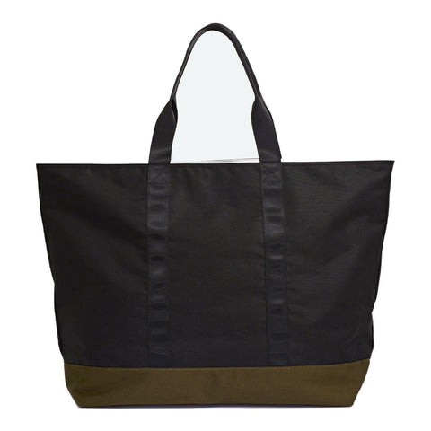 State Douglass Tote in black no logo