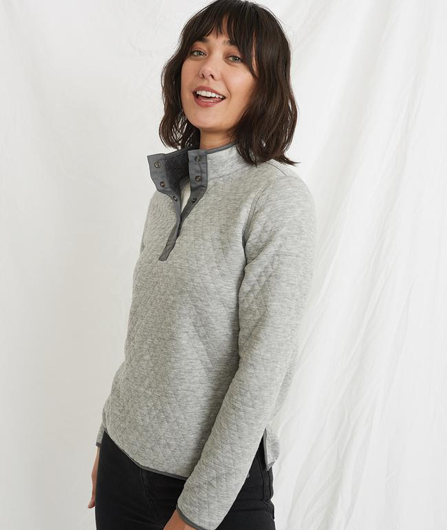 Reversible Corbet Pullover // Ladies