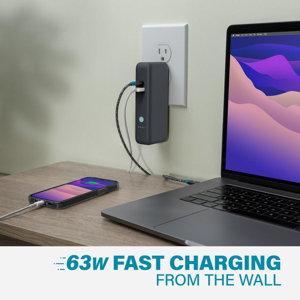 WALLY Pro Wall Charger