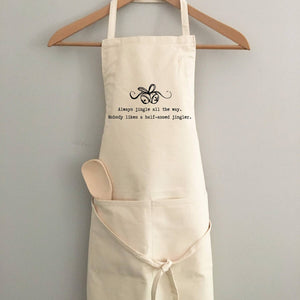Holiday Apron - Jingle All the Way