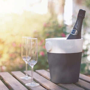 Magisso Champagne Cooler on table