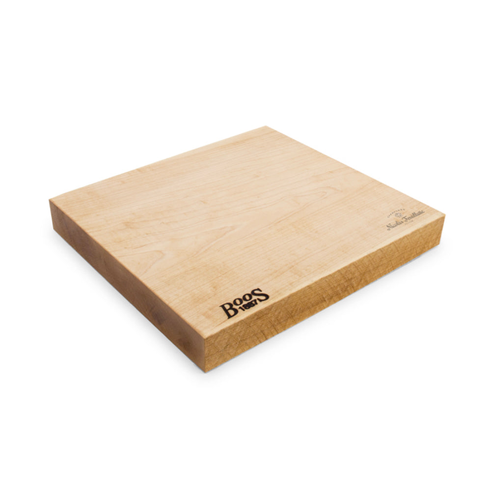 Boos Block Maple Cutting Board // CNF