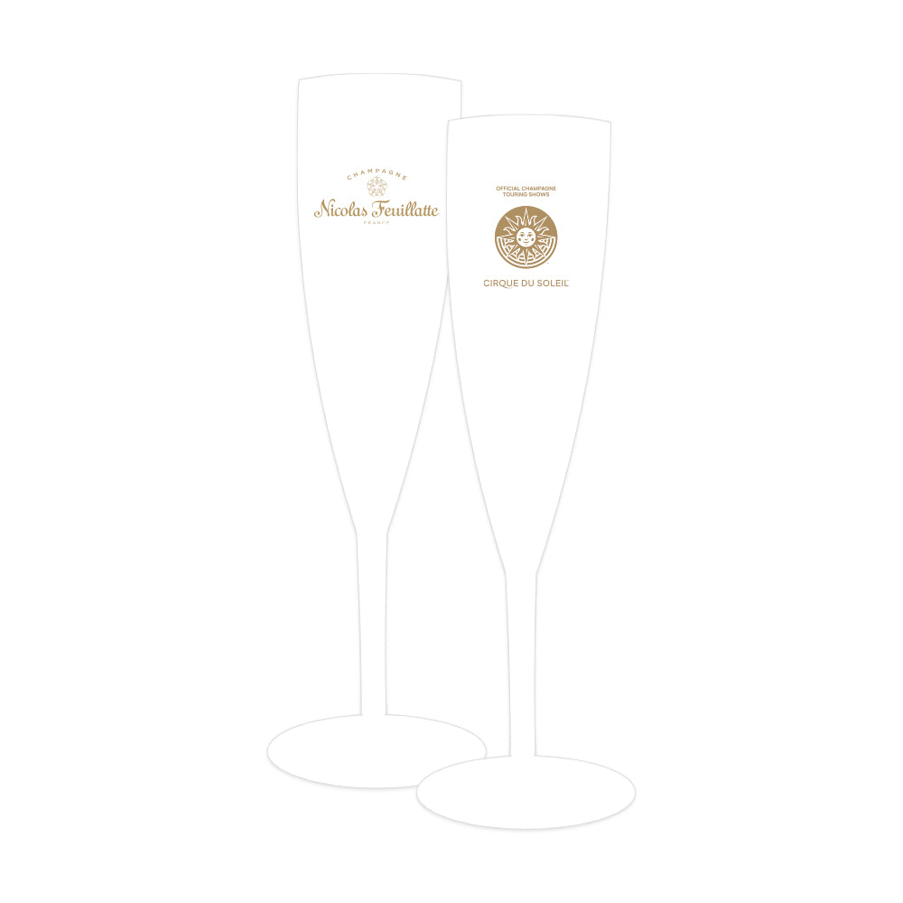 Lightweight Champagne Flute // CNF