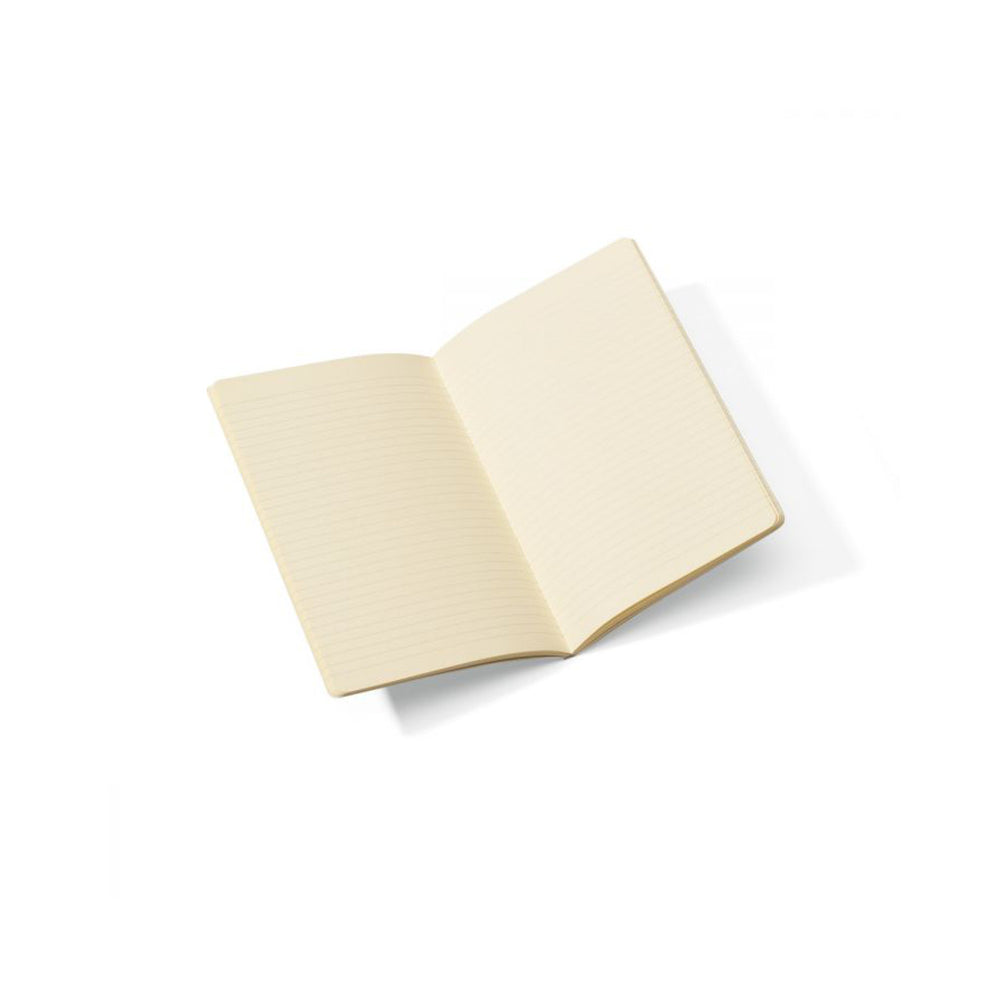 Moleskine Soft Cover Journal open