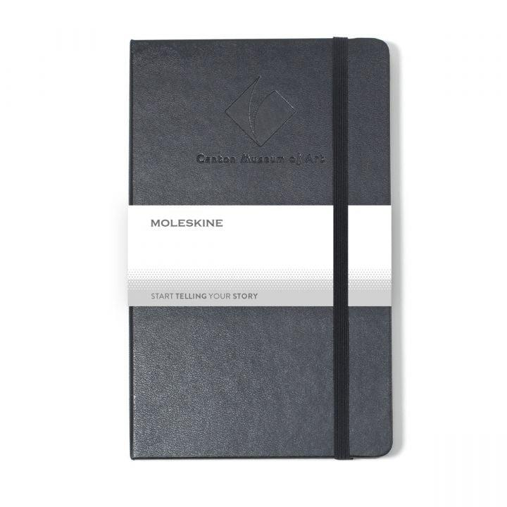 Moleskine Hard Cover Notebook // Medium