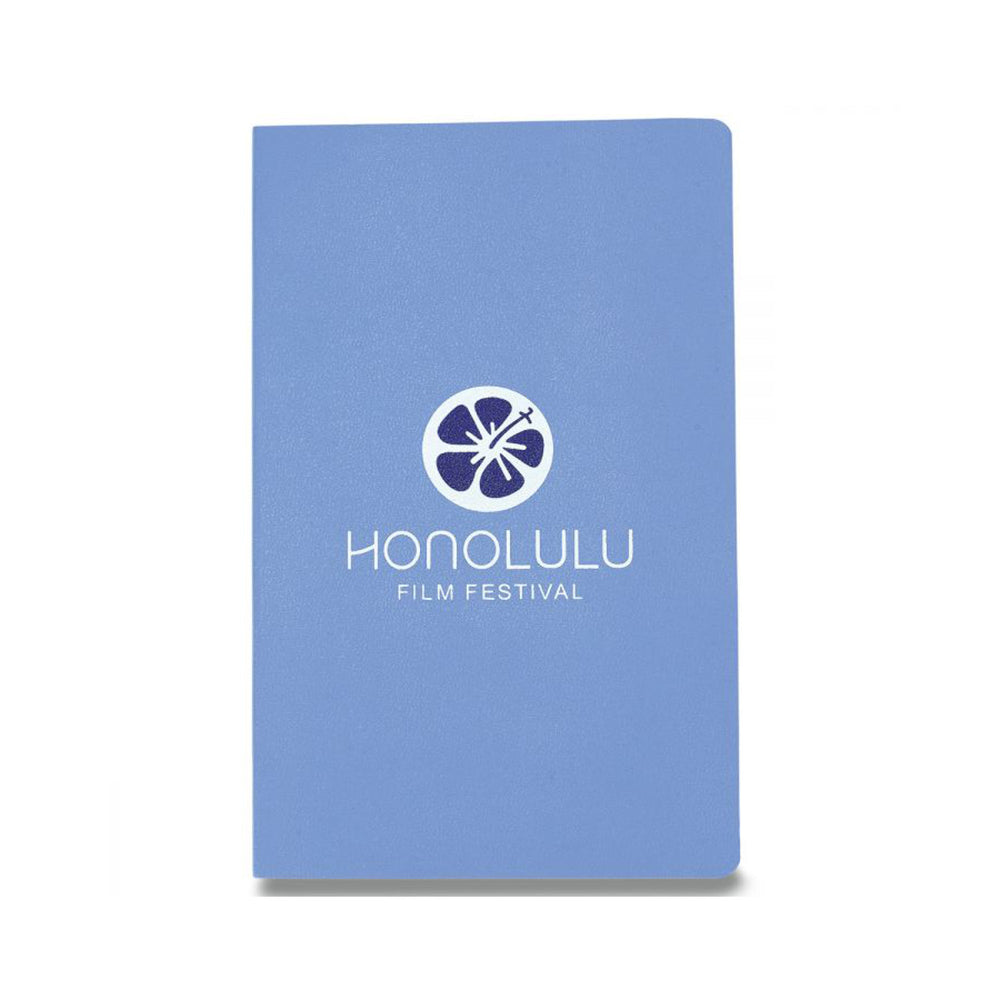 Moleskine Soft Cover Journal in blue