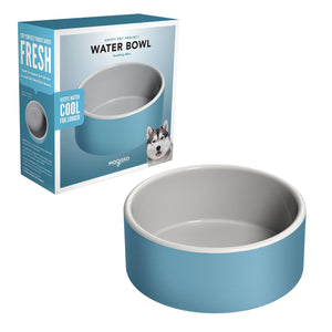Magisso Pet Water Bowl blue packaging