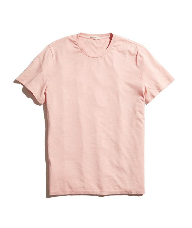 Signature Crew Tee // Custom Pantone Color Dyed