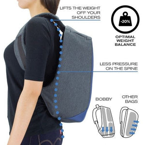 Bobby Compact Anti-Theft Backpack
