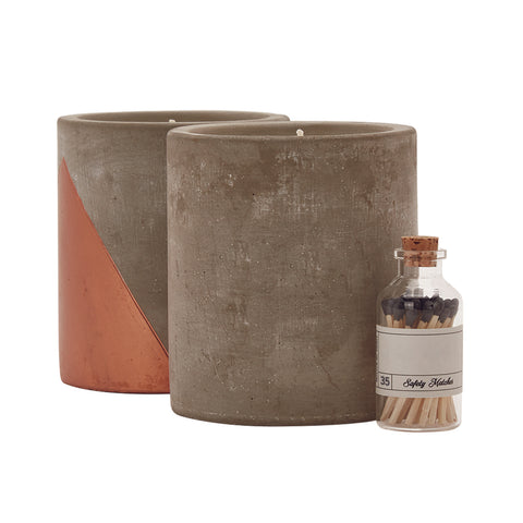 Urban Spa Candle Gift Set